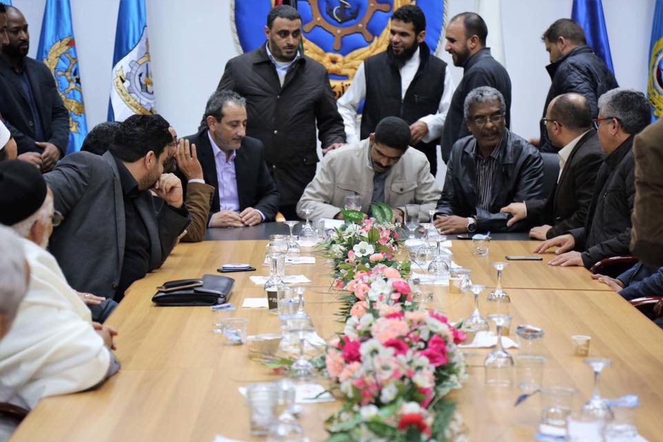 Unilateral Ceasefire Agreement Signed In Tripoli The Libya Observer