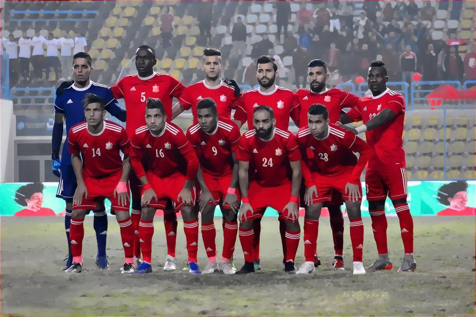 Libyan side Ahli Benghazi