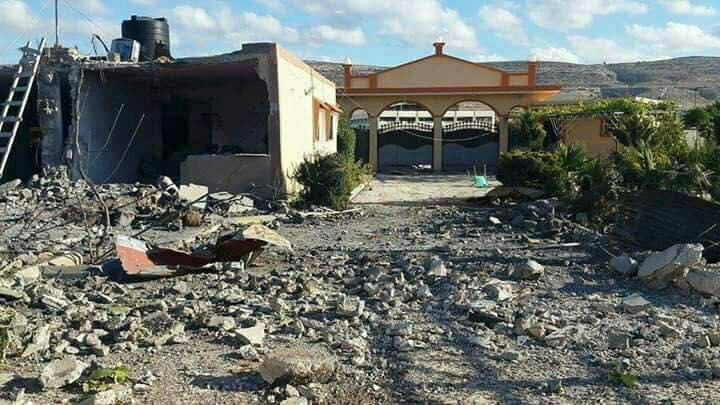Warplanes hit Libya's Derna again