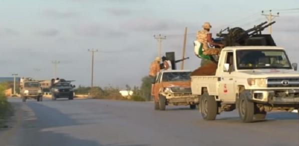 Libya: Southern Tripoli war is over