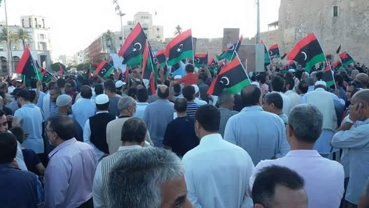 French airstrikes in libya spark outrage and anti government thousands of angry protesters marched in a number of libyan cities on wednesday to denounce the french airstrikes that targeted defend benghazi brigades and sciox Choice Image