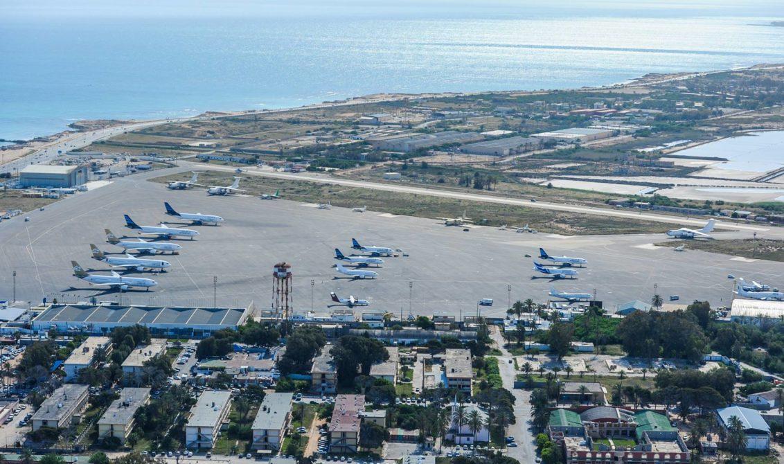 Mitiga Havalimanı, Trablus.