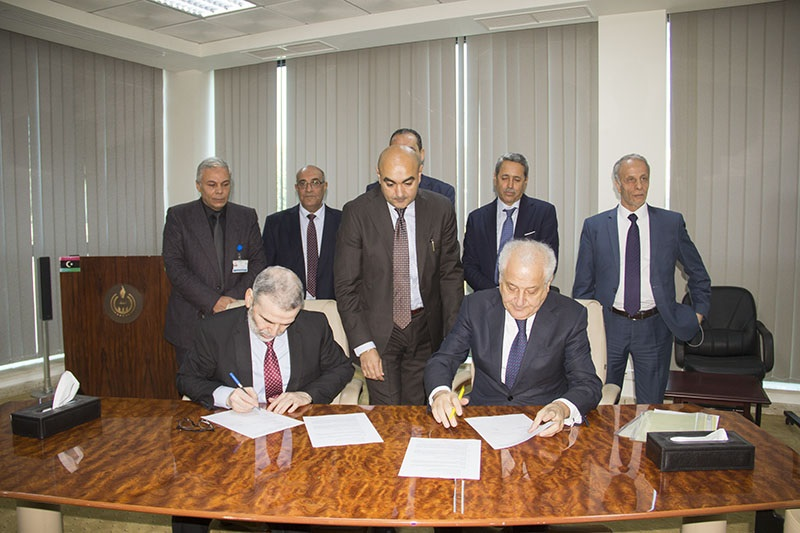 NOC, Eni sign agreement to boost gas production | The Libya