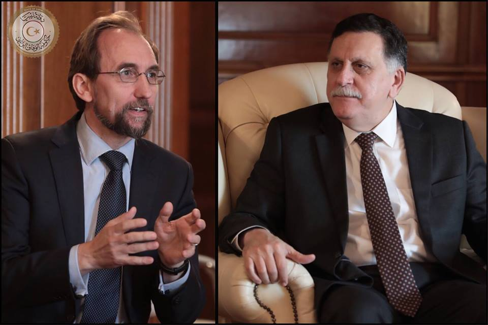 Tripoli high commissioner for human rights al sirraj - Office for the high commissioner for human rights ...