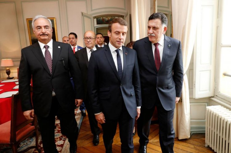 France proposes 2018 elections plan to end Libya political ...