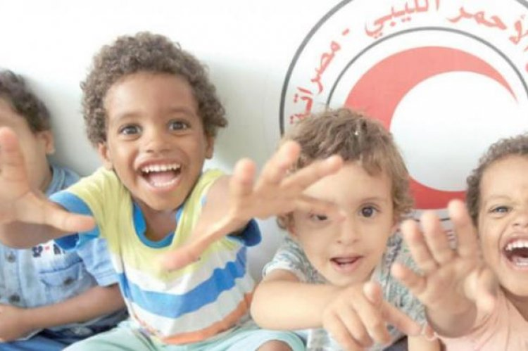 Tunisian kids of ISIS parents are being stranded in Libya