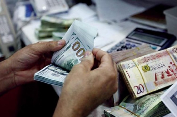 Fluctuations In The Foreign Currency Exchange Rates Characterized Libyan Black Market Over Last 24 Hours As Us Dollar Hit A New Low That Has Not