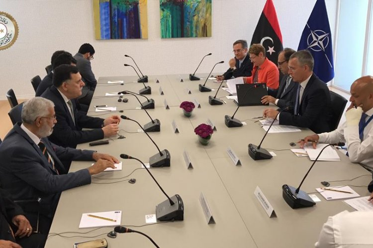 Libyan PM enlists more support to end Libya's political ...