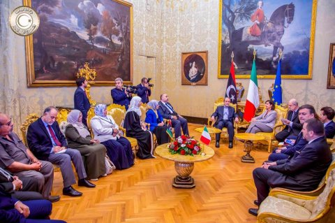 Photo: High Council of State