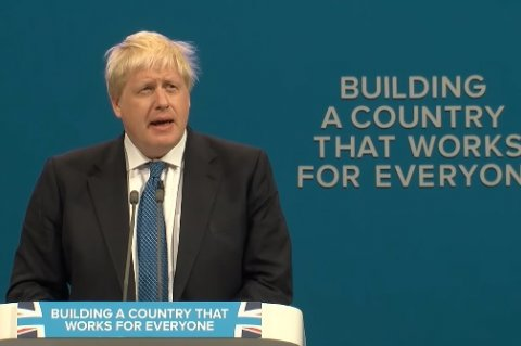 UK Foreign Minister, Boris Johnson. Photo: Conservatives