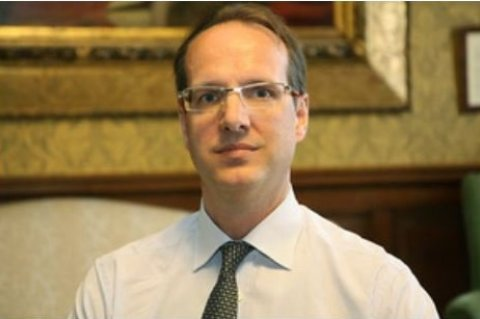 British Ambassador to Libya, Martin Reynolds