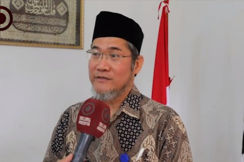 Charge d'affaires of the Embassy of Indonesia in Libya, Mohammad Amar Ma'ruf
