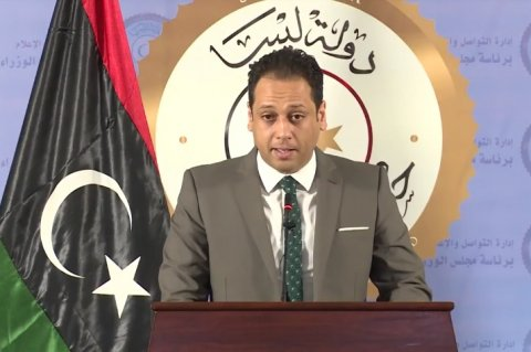 Spokesperson of Presidential Council chairman, Mohammed Sallak