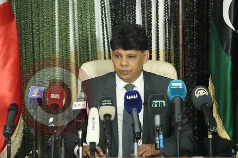 Head of the Interrogations Office of the Public Prosecutor's Office, Siddiq Soor