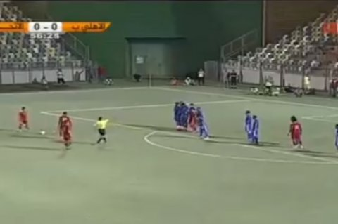 Screengrab Libya Sports TV