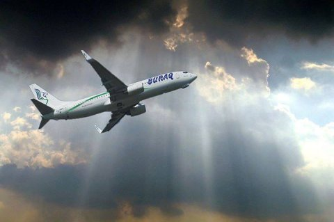 Photo Buraq Air