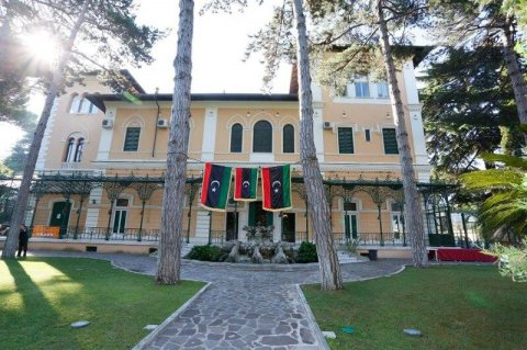 Libyan Embassy in Italy