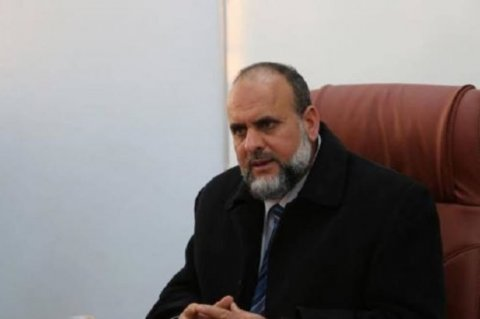 Mayor of Zintan, Mustafa Baroni