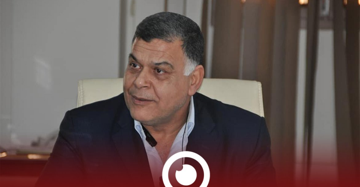 Interior Minister of the Government of National Unity, Khaled Mazen