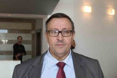 Governor of the parallel Central Bank of Libya Ali Al-Hibri