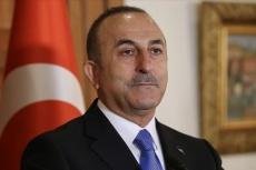 Turkish Foreign Minister, Mevlüt Çavuşoğlu