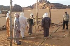 Construction in process. Photo credit Osama Thini
