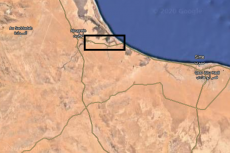 Abu Grein to Buwairat Hasson military zone