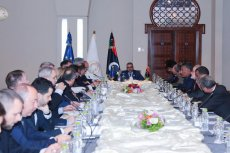 HCS, EU ambassadors meeting. HCS photo