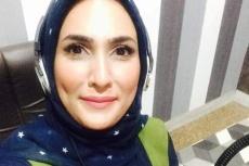TV presenter, Fatima Mirimi