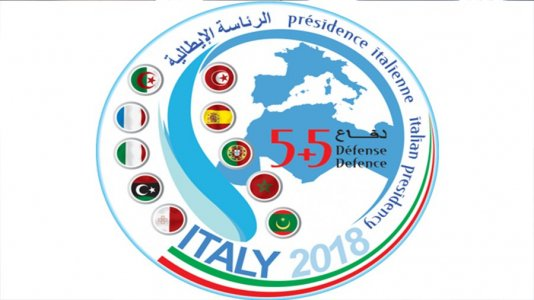 Italy hosts 14th session of Five plus Five Defence initiative meetings