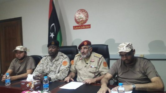Benghazi Defense Brigades say they are ready to disband group
