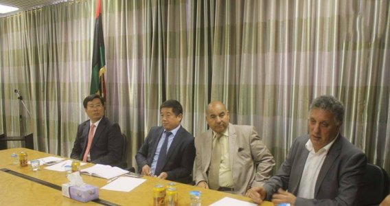 Chinese firms visit Jadu for cooperation