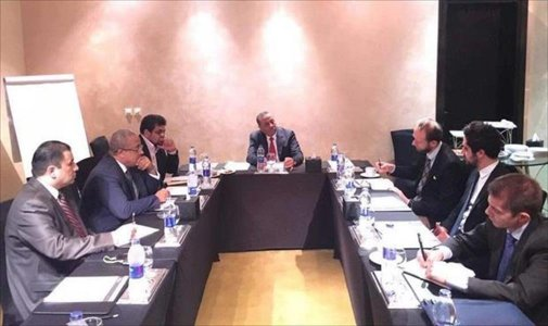 Eastern premier in Egypt to seek support for Dignity Operation