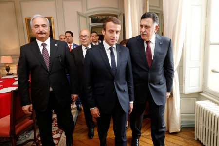 France proposes 2018 elections plan to end Libya political stalemate