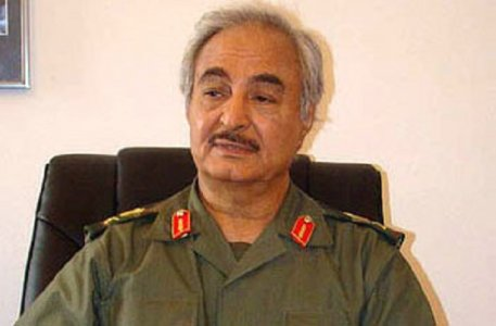 300-page complaint submitted to US government against warlord Khalifa Haftar