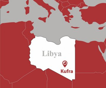 Libya's eastern forces launch military operation in Al-Kufra