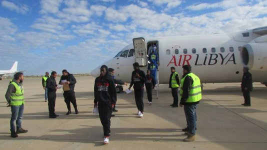 141 Gambian immigrants repatriated from Libya