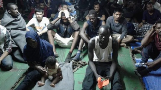 Attorney General seeks solution to stranded migrants at Misurata Port