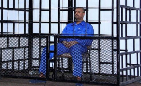 Saif Gaddafi is France's winning card in Libya, reports say