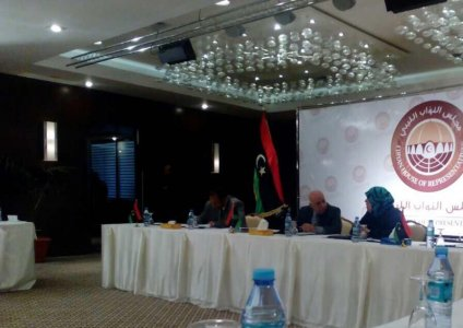 House of Representatives backers of Libyan political agreement move to Tripoli