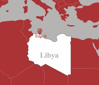 Situations in Libyan capital of Tripoli are tense