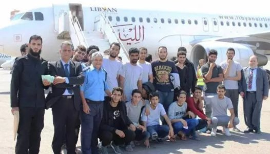 24 Tunisian immigrants deported from Libya