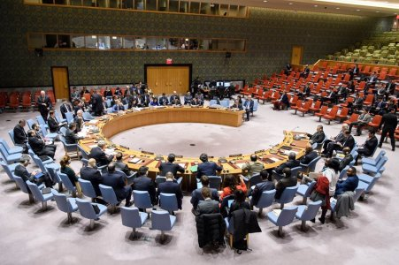 British resolution at UN Security Council calls for immediate ceasefire in Tripoli