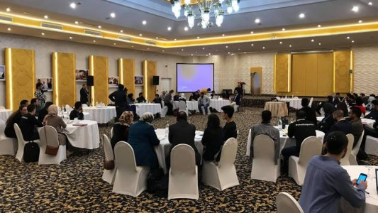 UNICEF organizes positive peace workshops for Libyan youth