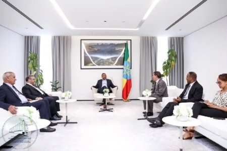 Ethiopian Prime Minister reiterates support for Libya's stability