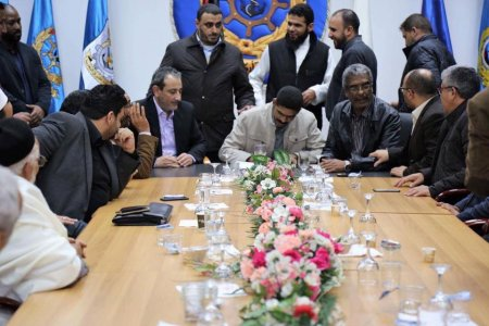 Unilateral ceasefire agreement signed in Tripoli