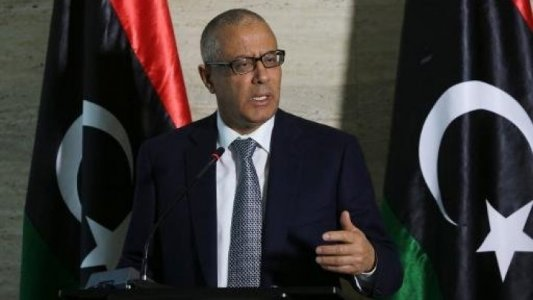 Former PM Zidan arrested in Tripoli