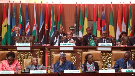 AU calls for international conference on Libya