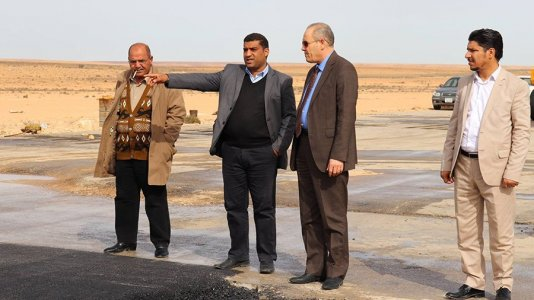 Bani Walid to reopen city's airport