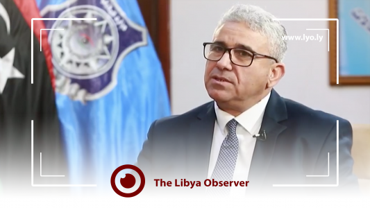 Libya's Interior Minister: Legitimate government forces will win Tripoli battle